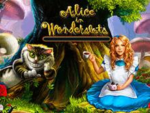 Алиса В Стране Чудес – играть на деньги в автомат