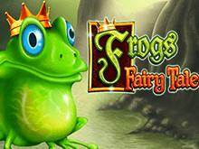 Игровой аппарат Frogs Fairy Tale онлайн с крупными выигрышами