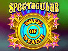 Автомат мобильного казино Захватывающее Колесо Богатства