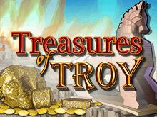 Онлайн игра Treasures Of Troy — играть на официальном сайте