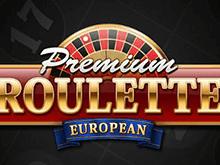 Играть в азартную игру Premium Roulette European