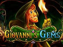 Азартная игра Giovanni's Gems играть на деньги